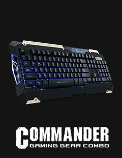 tt esports commander keyboard manual