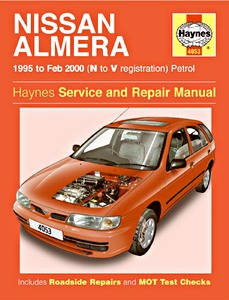 nissan almera 2004 owners manual