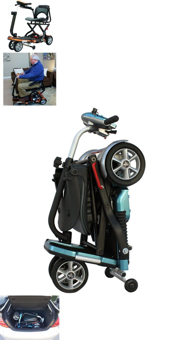 tzora easy travel scooter manual