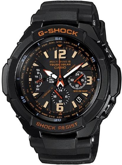 casio g shock gw 3000b manual