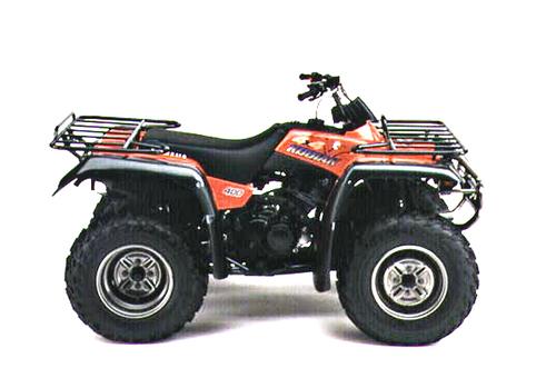 1999 yamaha kodiak 400 4x4 service manual