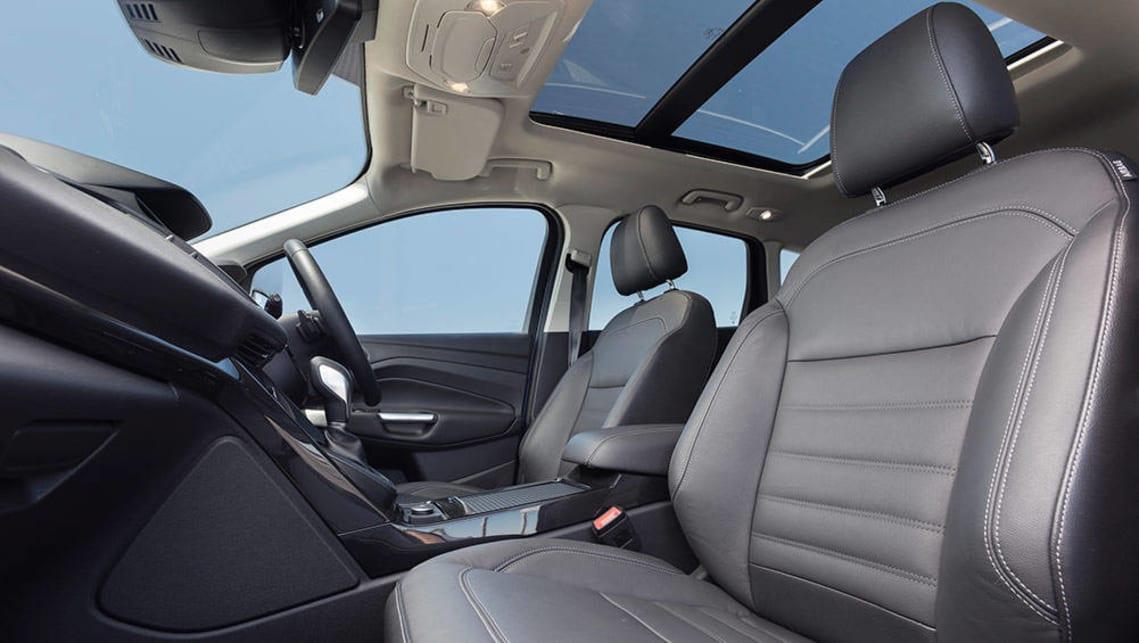 2017 ford escape titanium owners manual
