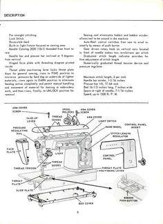 elna jubilee sewing machine manual