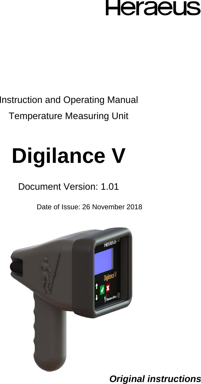 heraeus megafuge 1.0 manual