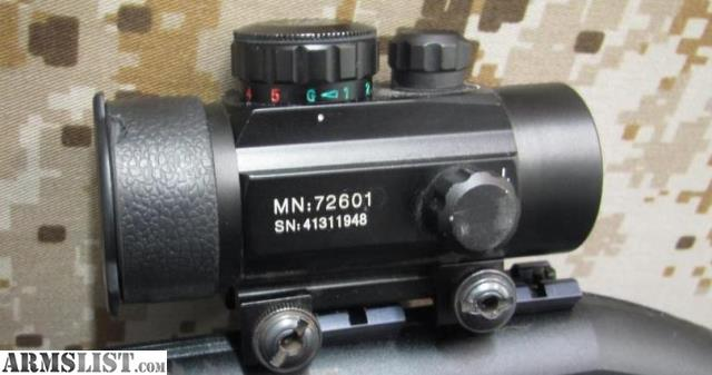 armed forces laser sight module manual