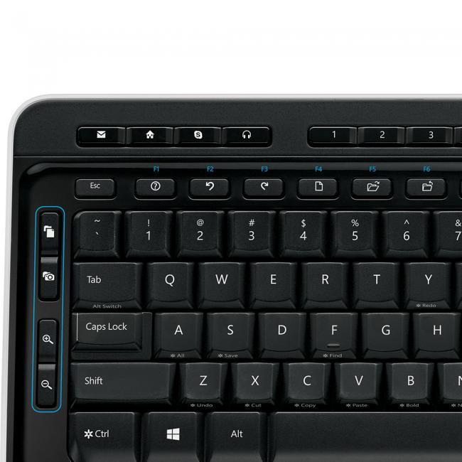 microsoft wireless keyboard 3050 user manual