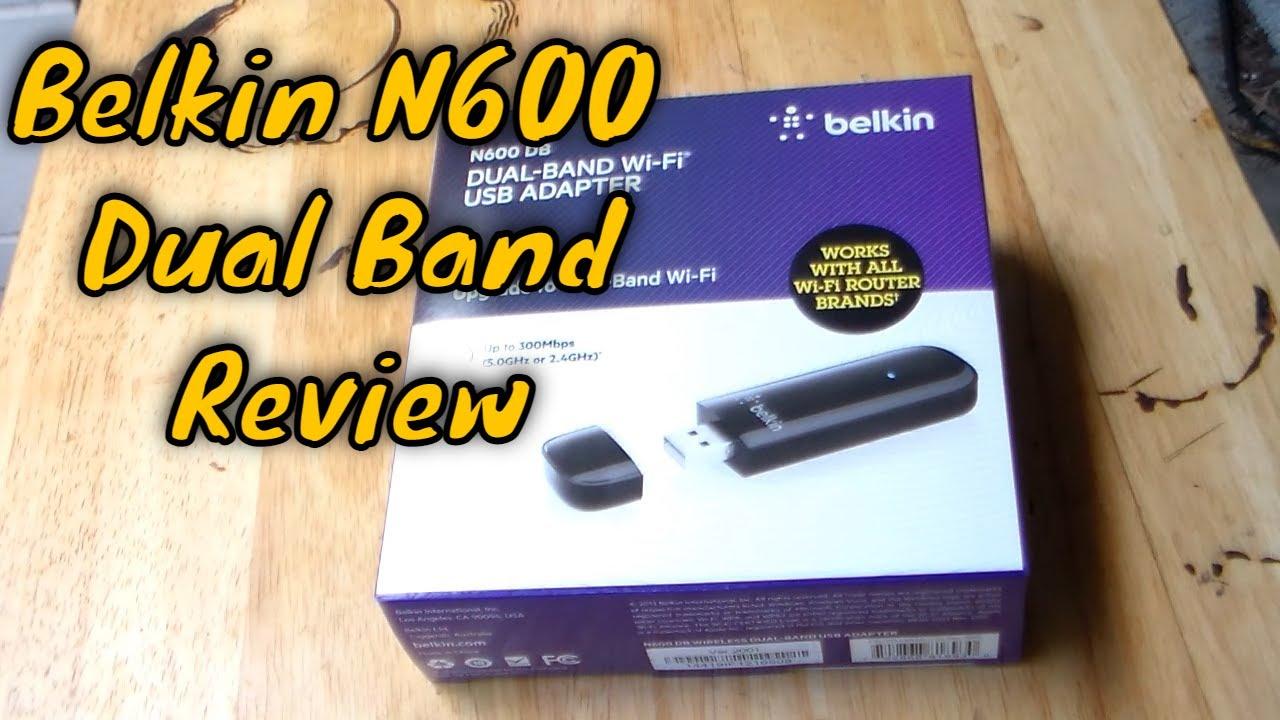 belkin router n600 db manual