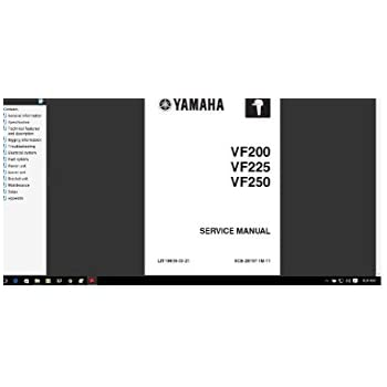 yamaha 200 hpdi service manual