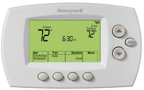 honeywell pro 6000 installation manual