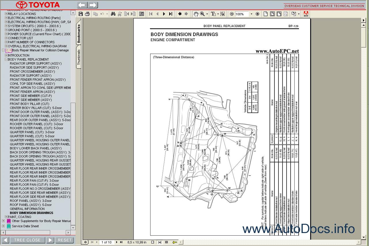 1zz fe repair manual pdf