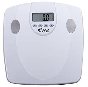 personal body fat scale manual