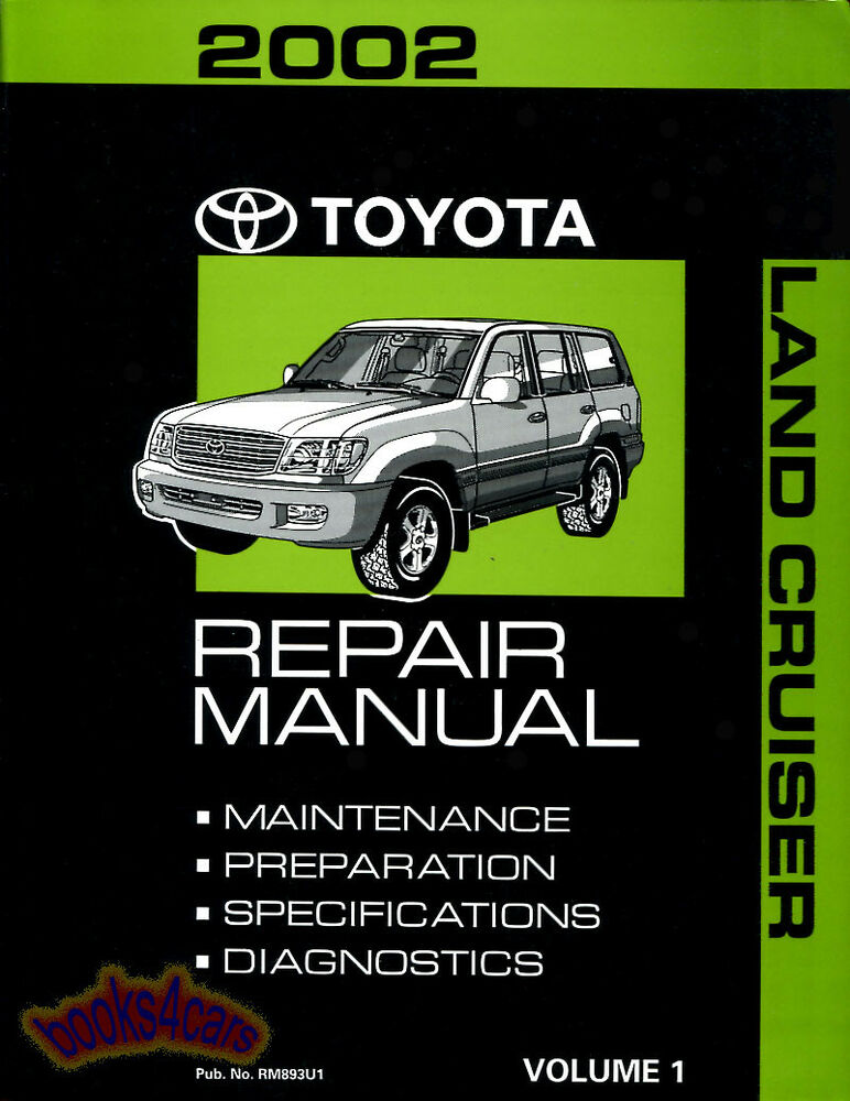 2011 toyota land cruiser owners manual