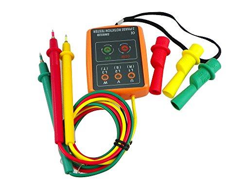 fluke 9040 phase rotation indicator manual