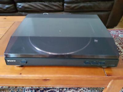sony stereo turntable system ps lx300usb manual