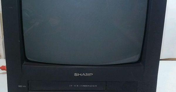 sharp tv dvd combo manual