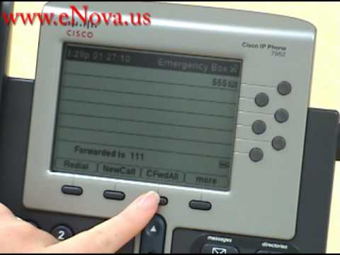 cisco ip phone 7961 series manual