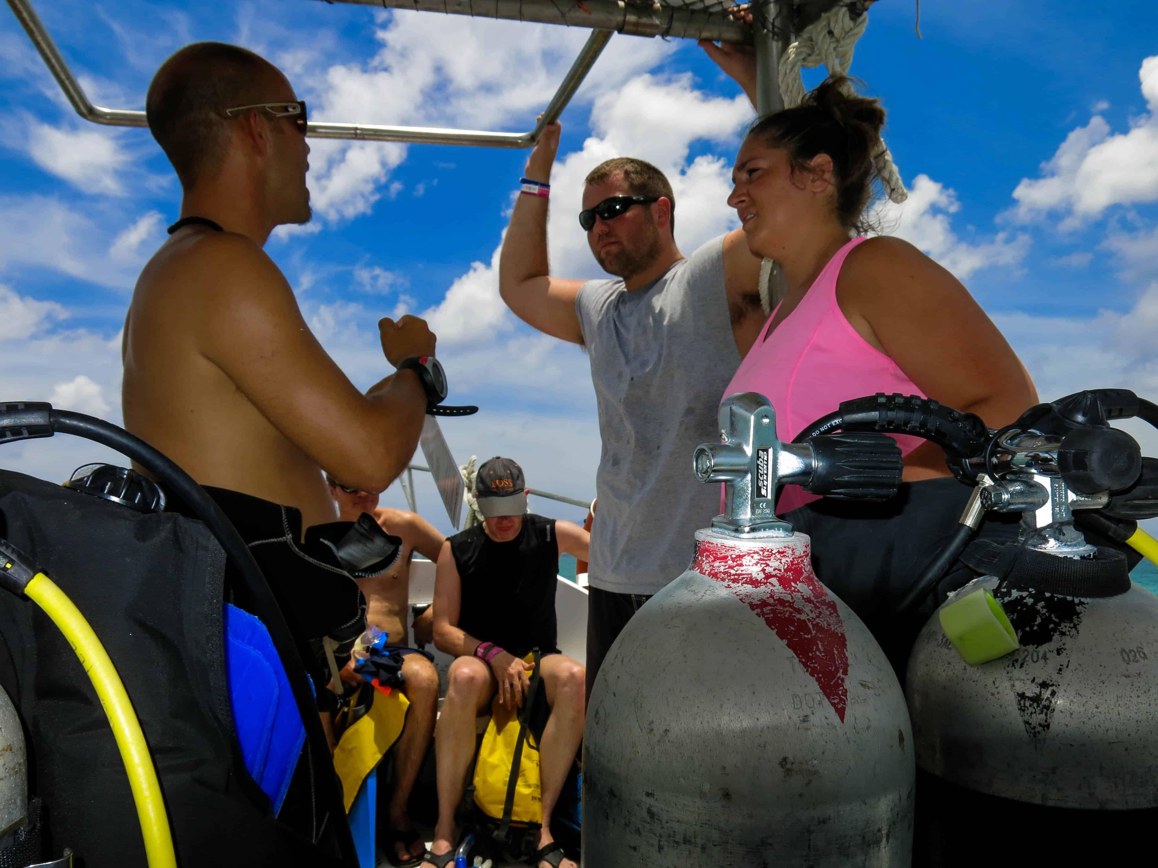 padi enriched air diver manual