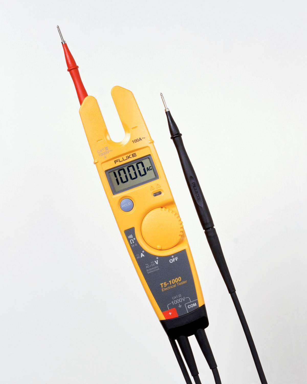 t5 1000 fluke tester manual