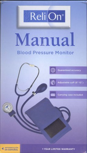 advantages of manual blood pressure