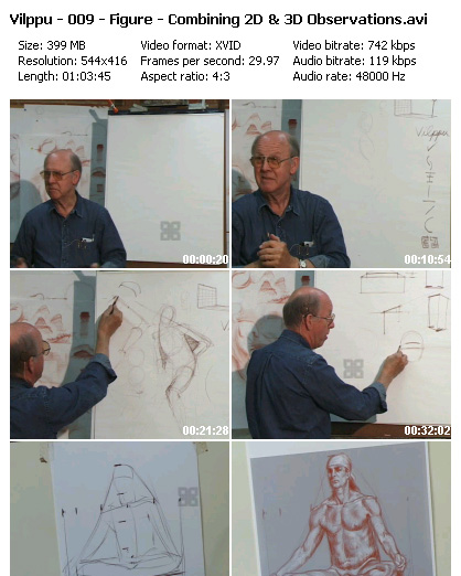 vilppu drawing manual lecture series