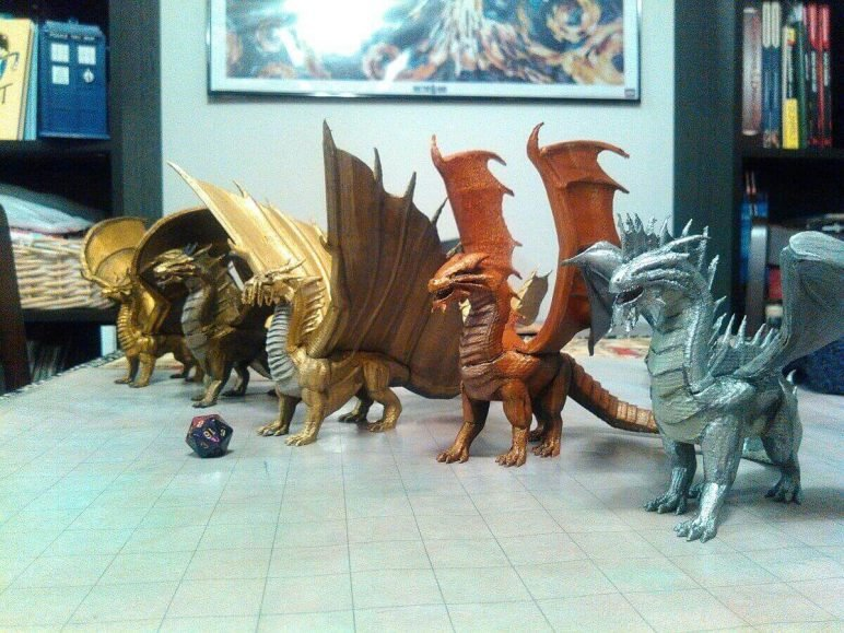 3d printing the monster manual
