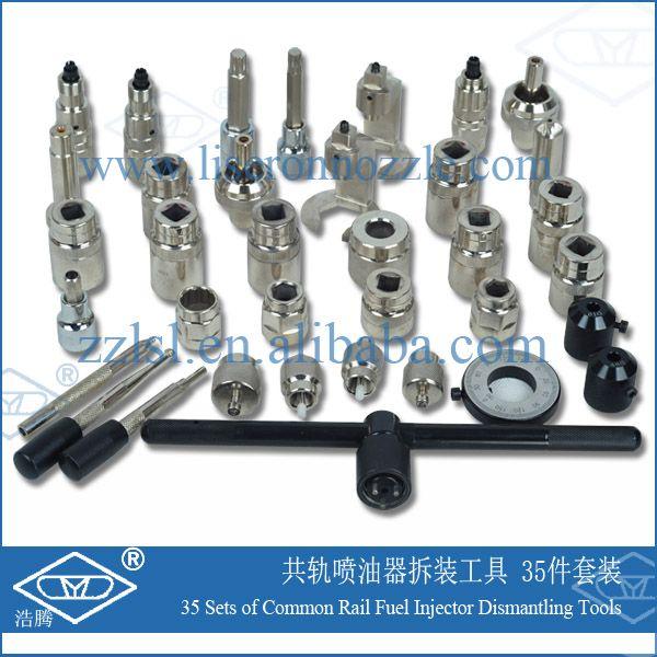 common rail injector repair manual