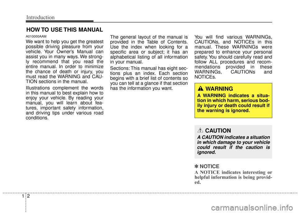 2014 kia sportage owners manual