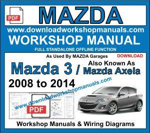 mazda 3 2005 repair manual pdf