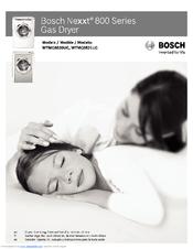 bosch classixx 1200 express manual