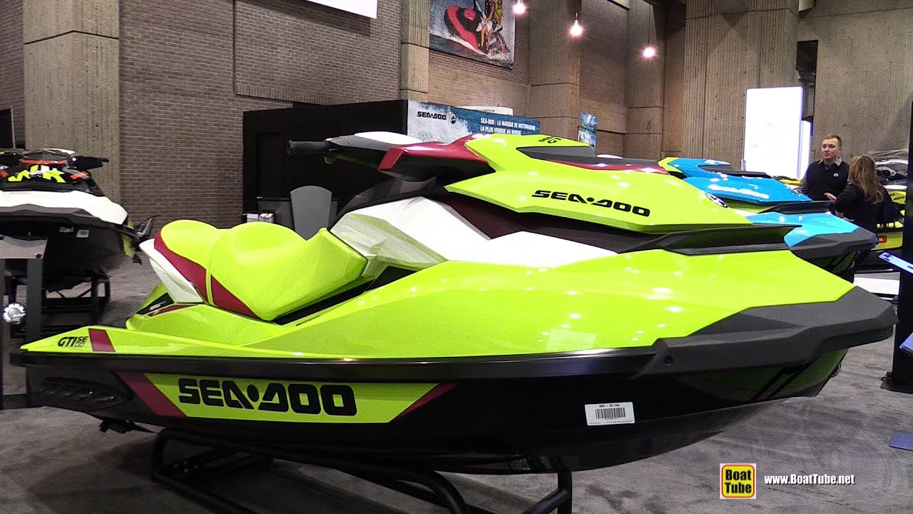 sea doo gti 130 manual