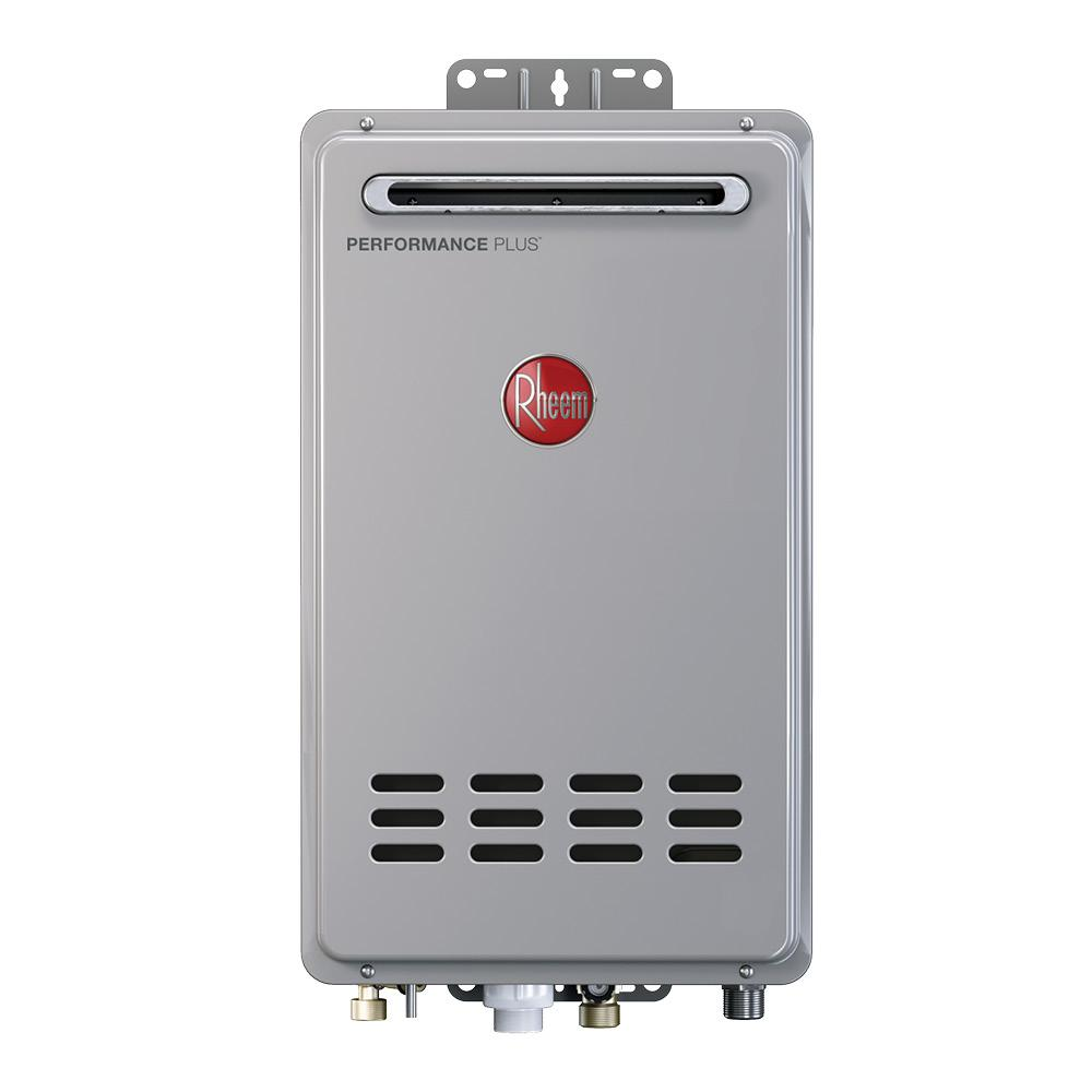 rheem tankless water heater installation manual
