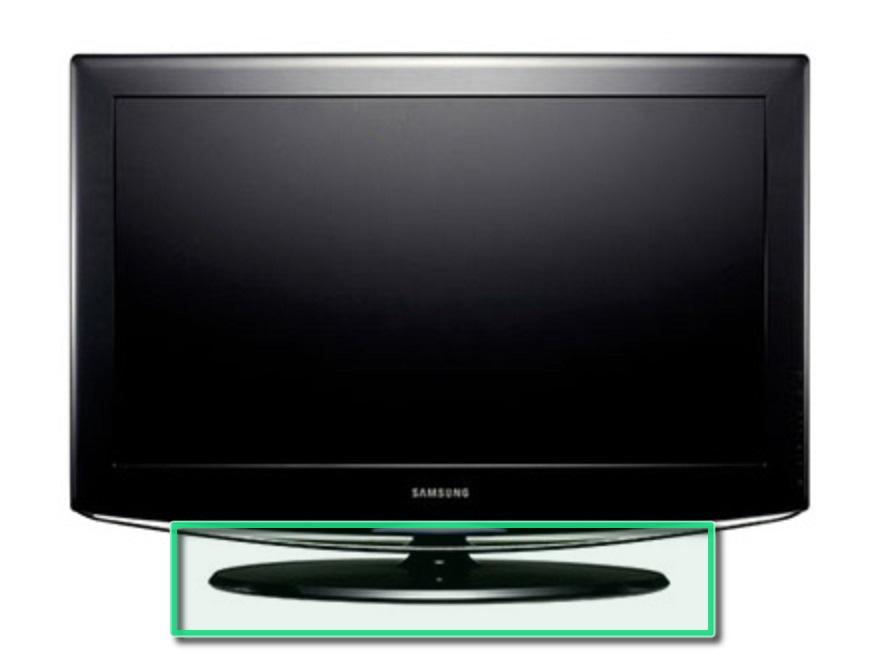 samsung flat screen tv manual controls