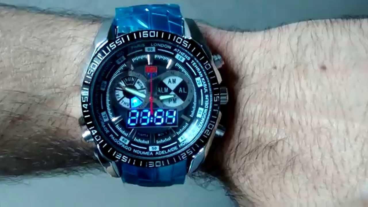 tvg haohua watch km 468 manual