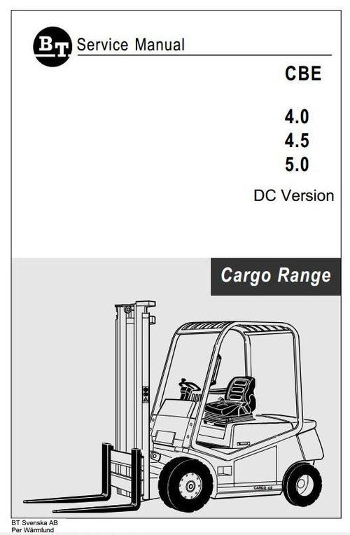 2014 bt 50 workshop manual