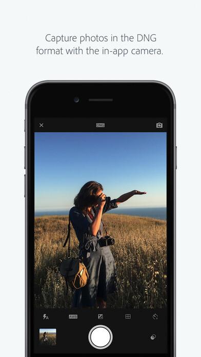 manual camera app for iphone
