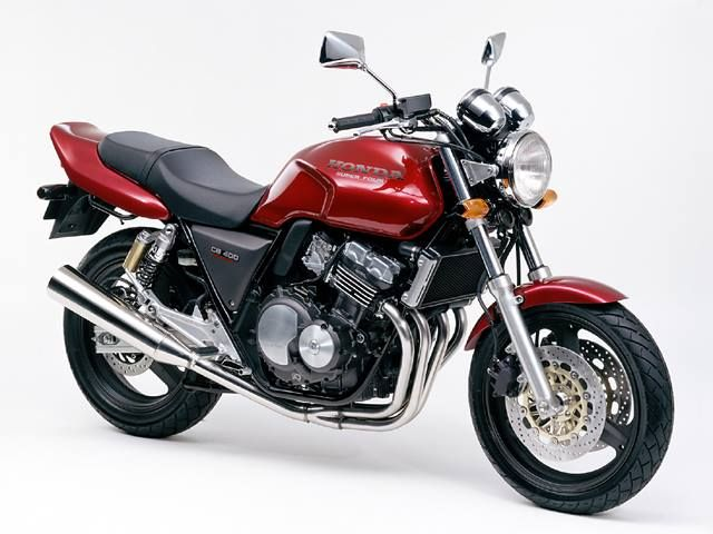 honda cb400 super four service manual