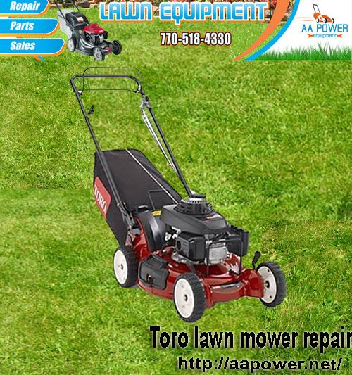 toro lawn mower service manual
