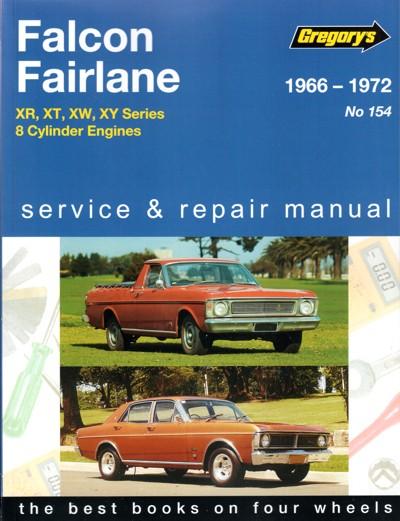 1999 au falcon workshop manual