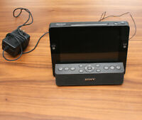 sony dream machine icf cl75ip manual