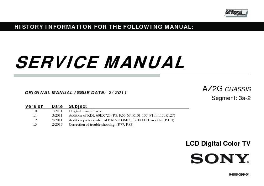 sony bravia 46 lcd manual