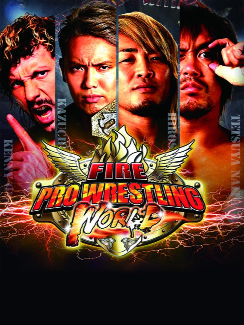fire pro wrestling returns manual