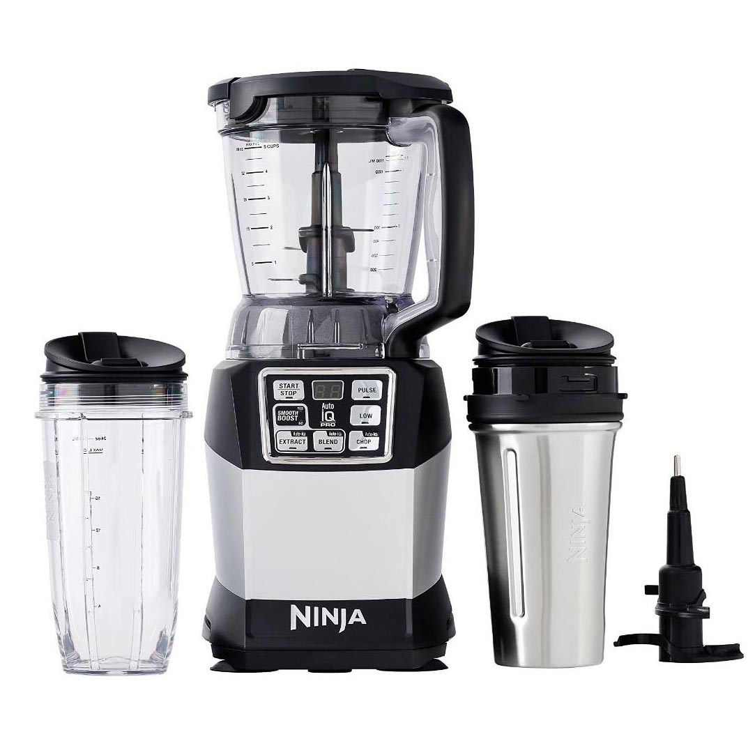 nutri ninja auto iq manual