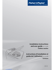 fisher and paykel ecosmart washer manual