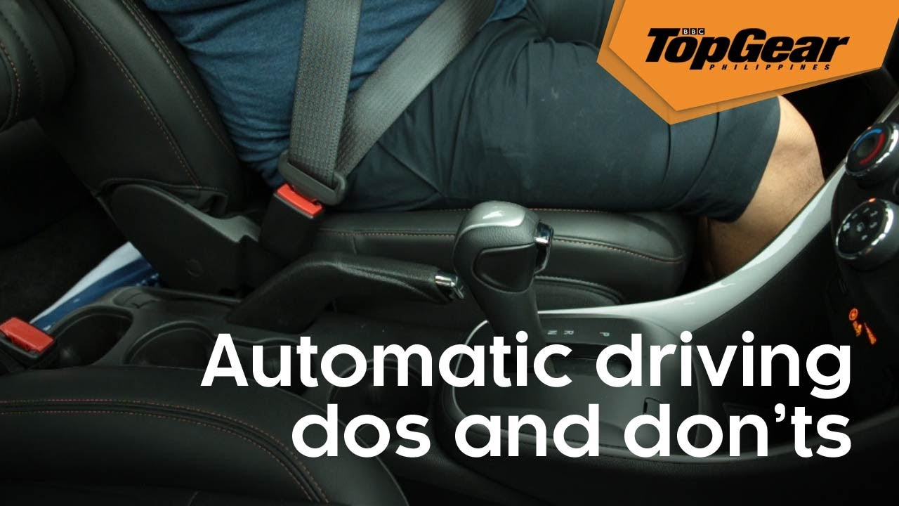 driving manual transmission dos and don ts