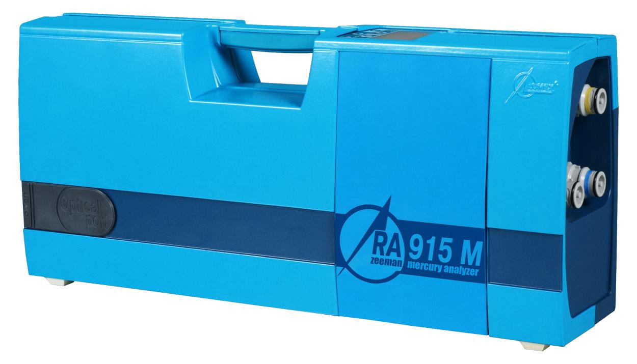 lumex ra 915 mercury analyzer manual