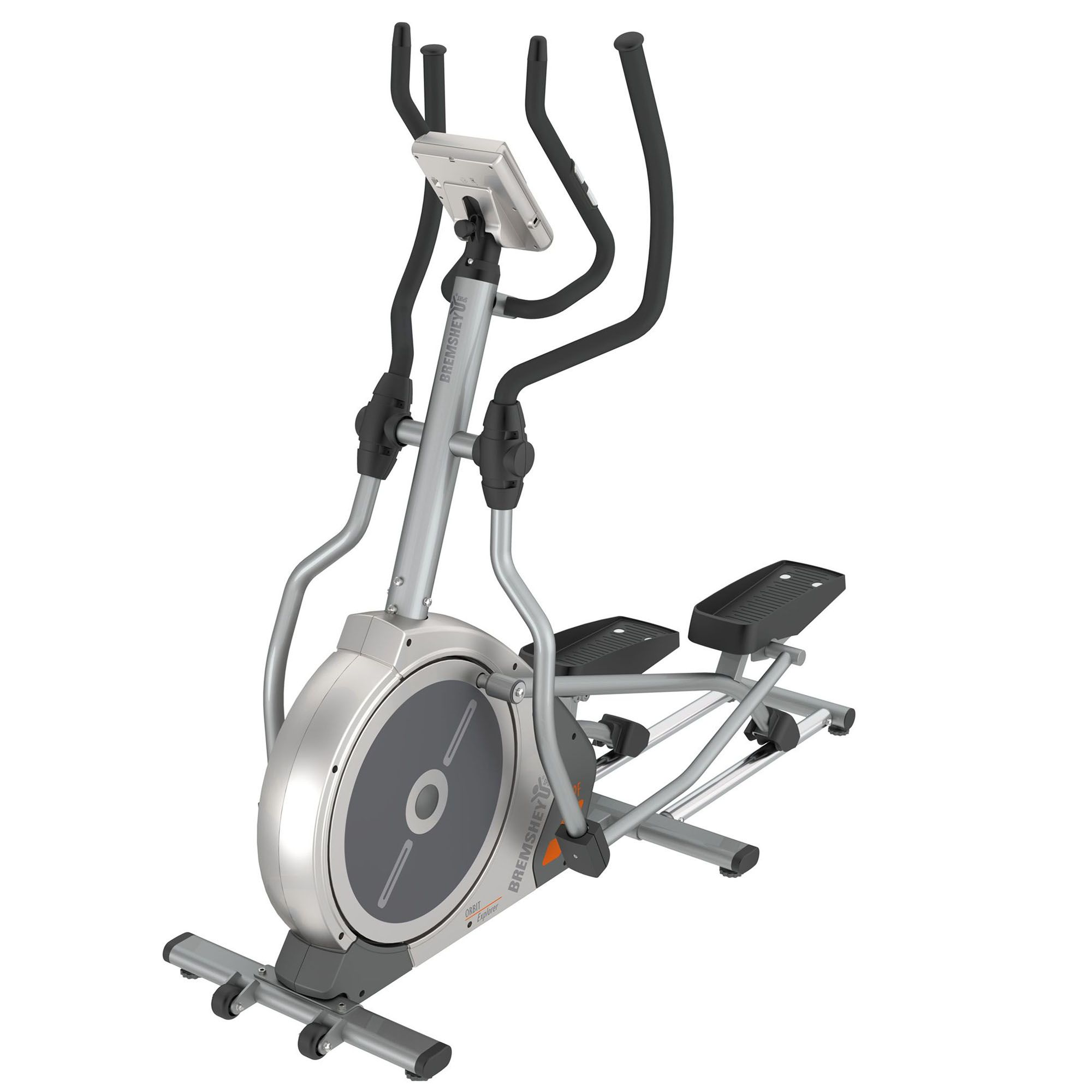 orbit elliptical cross trainer manual