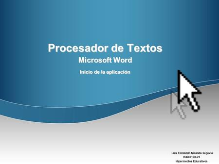 microsoft word training manual pdf