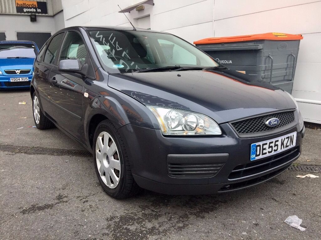 ford focus mk2 workshop manual