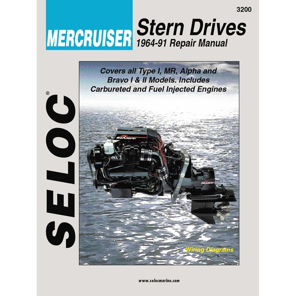 mercruiser 4.3 mpi service manual