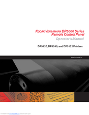 kodak easyshare printer dock manual